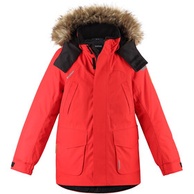Reima Serkku Reimatec Down Jacket Youth tomato red